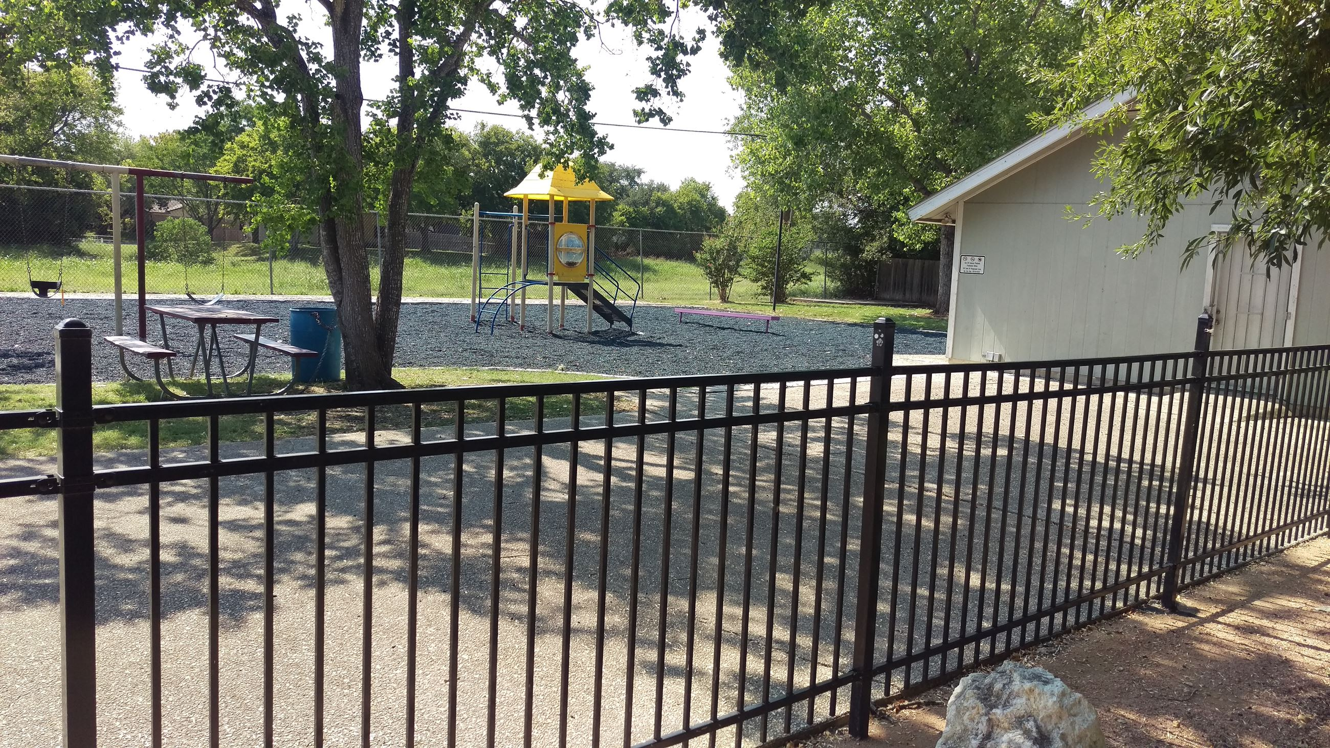 Cimarron Clubhouse - Playground Area